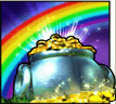 Pot of Gold from Rainbow Riches