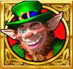 Leprechaun from Rainbow Riches slot